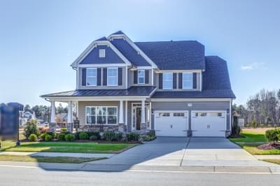 North Lakes New Homes for Sale in Fuquay-Varina NC