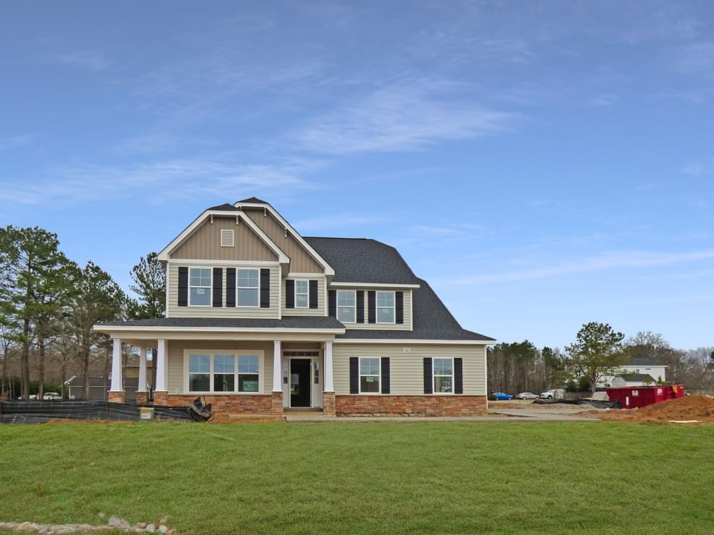 Raleigh, NC New Homes Caviness & Cates Communities