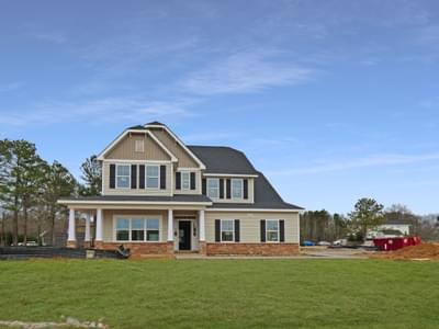 Arlington Manor New Homes for Sale in Raleigh NC