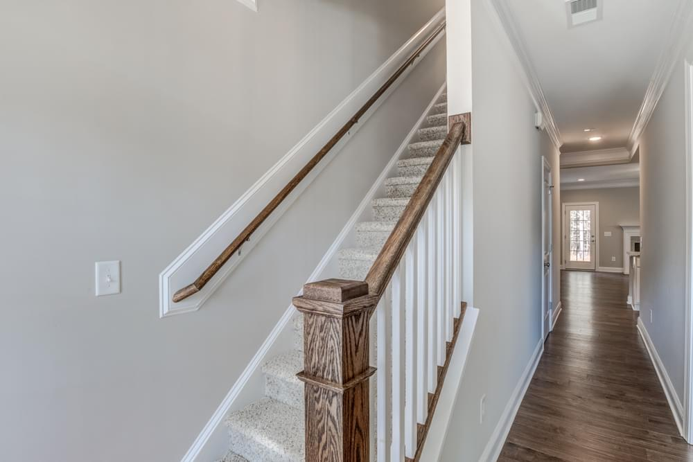 5br New Home in Knightdale, NC Caviness & Cates Communities