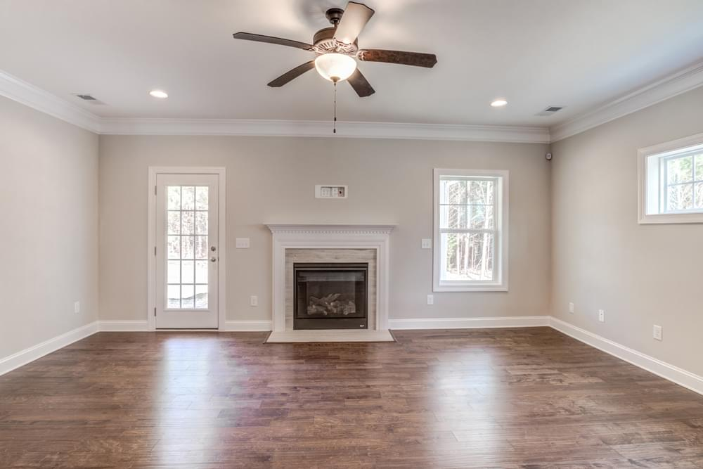 Knightdale, NC New Home Caviness & Cates Communities