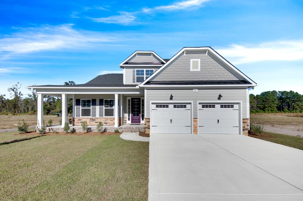 WyndWater New Homes in Hampstead, NC Caviness & Cates Communities