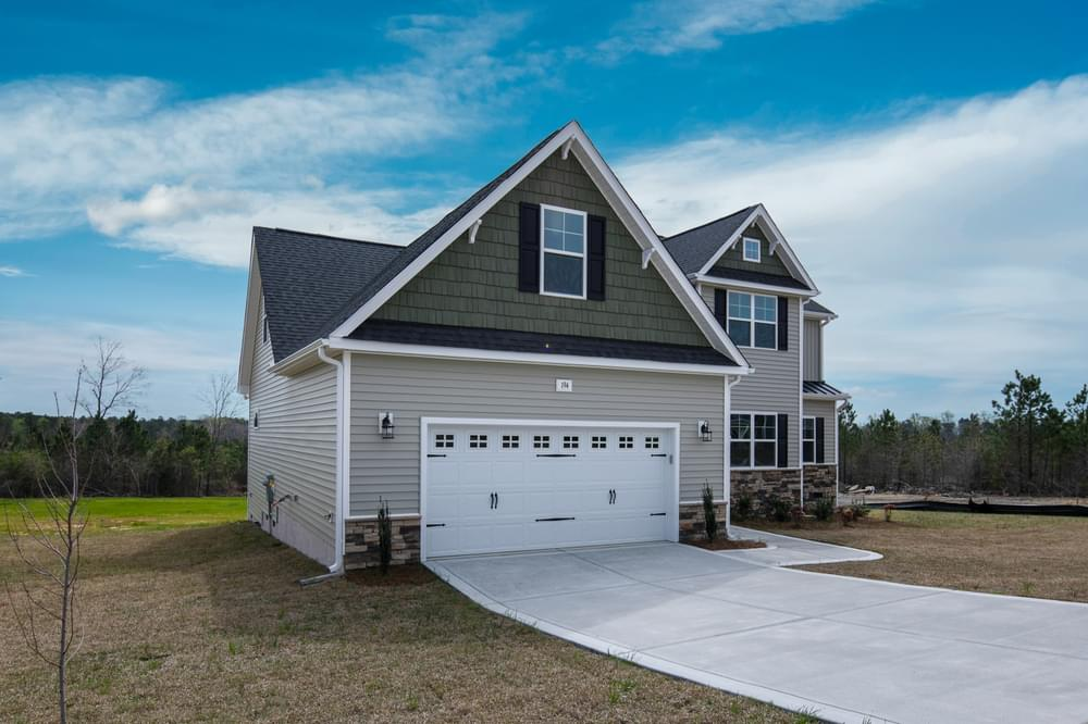 5br New Home in Carthage, NC Caviness & Cates Communities
