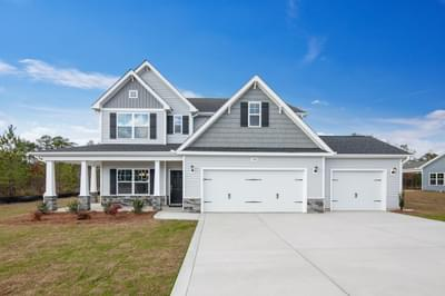 Brookwood New Homes for Sale in Carthage NC