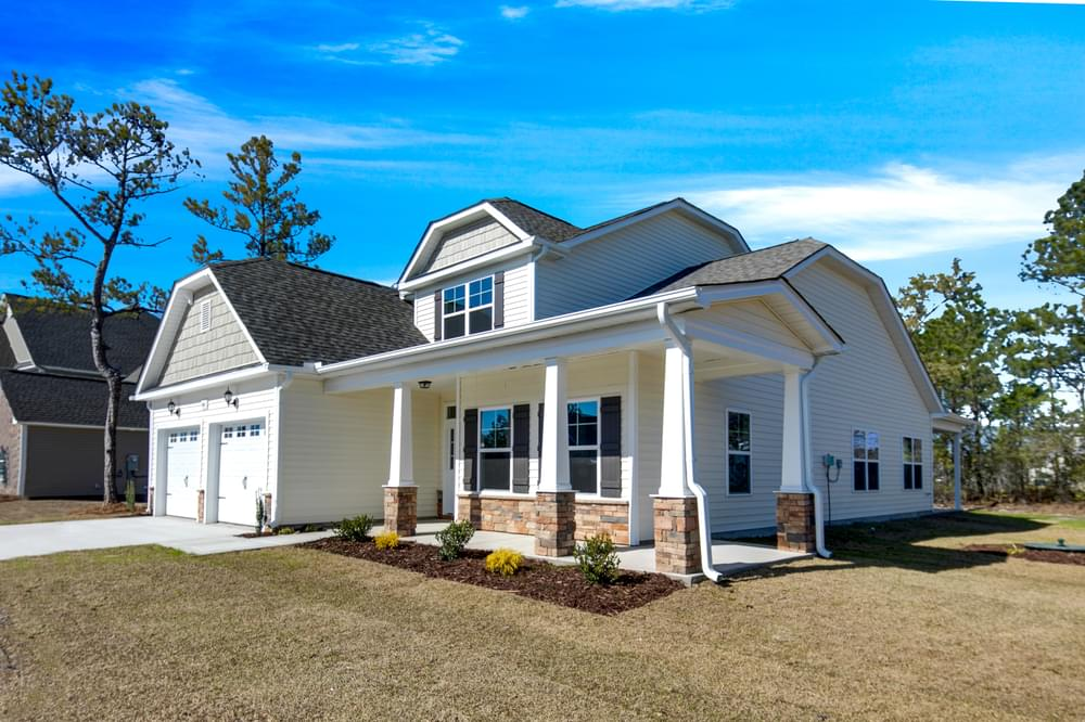 The Preserve at Tidewater New Homes in Sneads Ferry, NC Caviness & Cates Communities