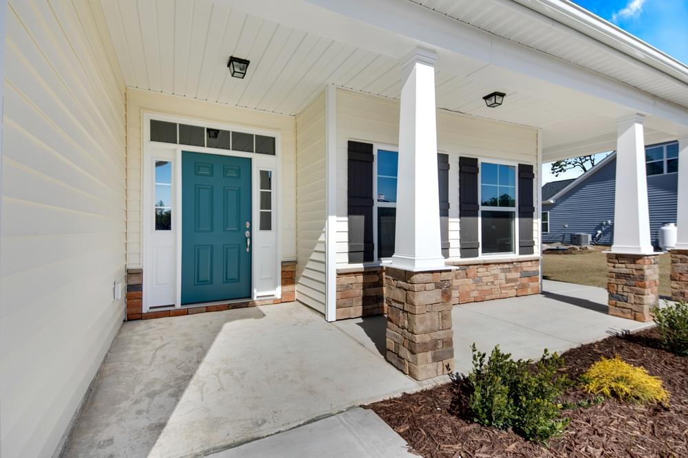New Homes in Sneads Ferry, NC Caviness & Cates Communities