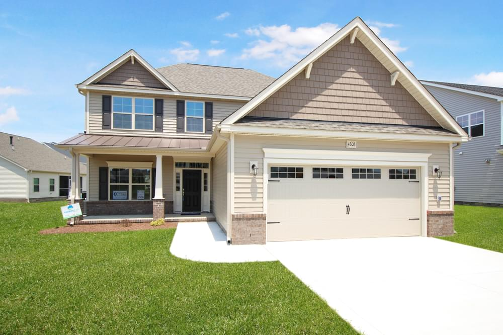 New Homes in Winterville, NC Caviness & Cates Communities