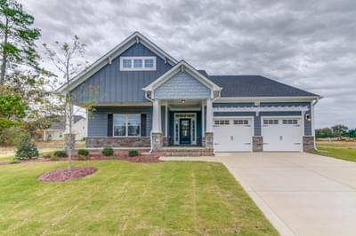 Laurel Ridge New Homes for Sale in Carthage NC