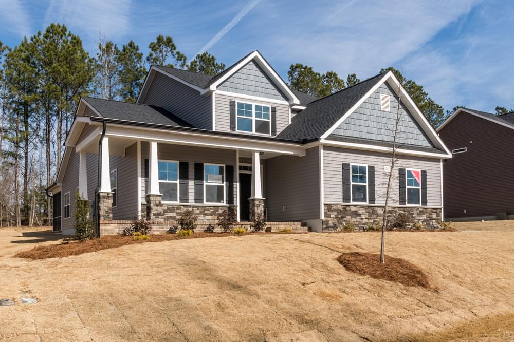 Clayton, NC New Homes Caviness & Cates Communities