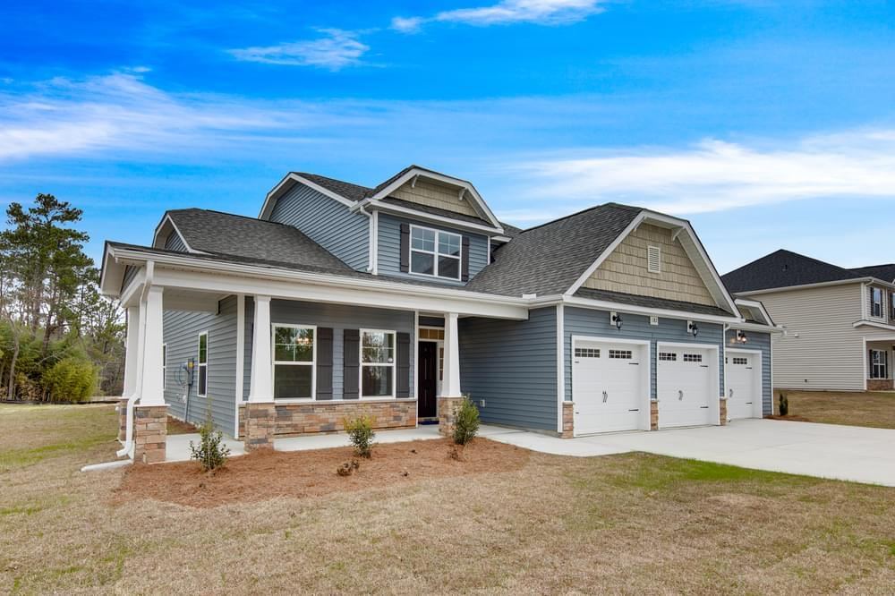 Wake Forest, NC New Homes Caviness & Cates Communities