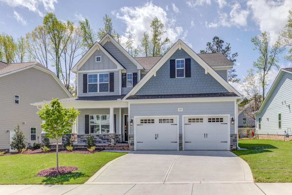 325 Spruce Pine Trail, Knightdale, NC Caviness & Cates Communities