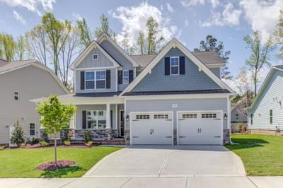 325 Spruce Pine Trail, Knightdale, NC 27545 New Home for Sale
