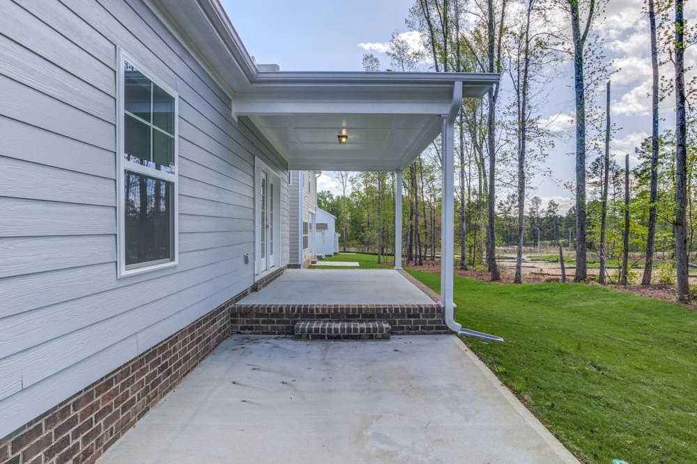 2,695sf New Home in Knightdale, NC Caviness & Cates Communities