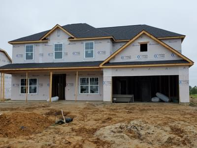 2734 Chalet Circle , Winterville, NC 28590 New Home for Sale