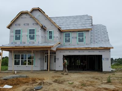 2740 Chalet Circle, Winterville, NC 28590 New Home for Sale