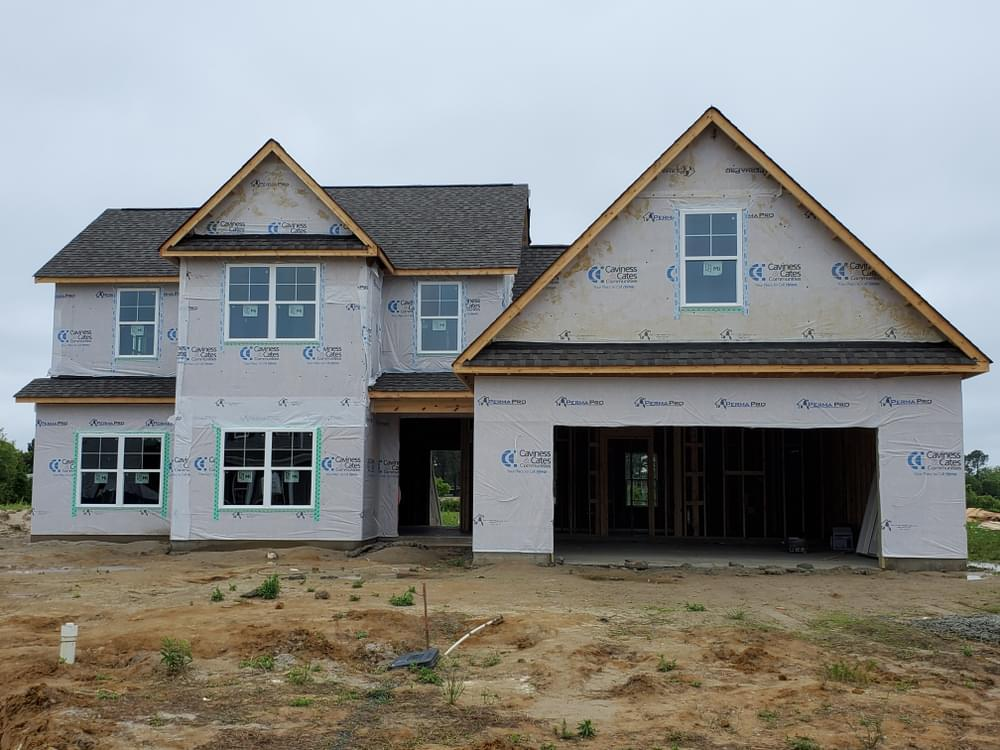 2746 Chalet Circle, Winterville, NC Caviness & Cates Communities