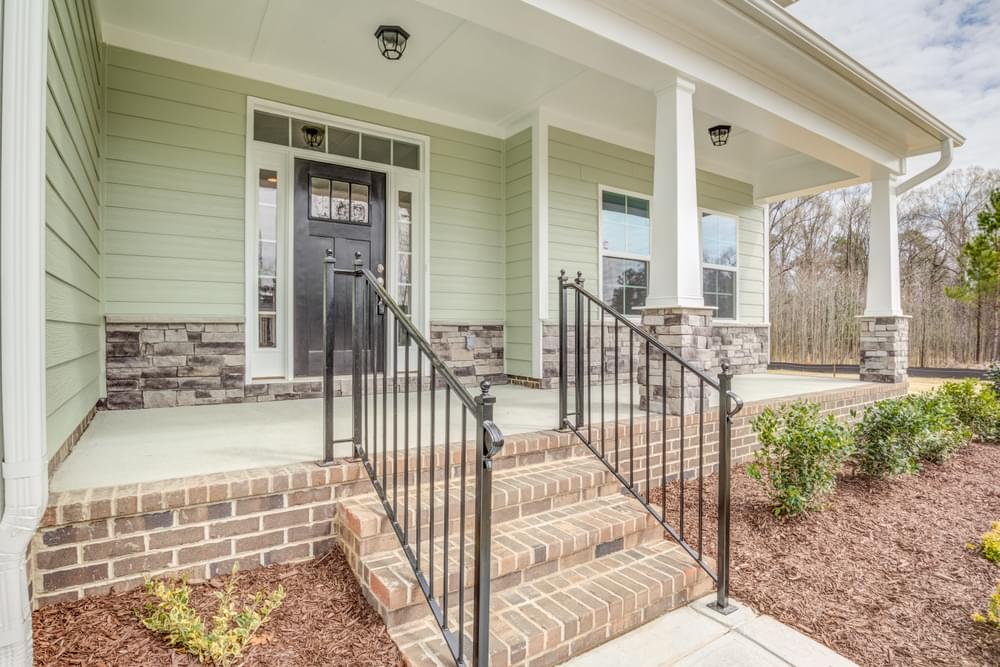 Page New Home in Greenville, NC Caviness & Cates Communities