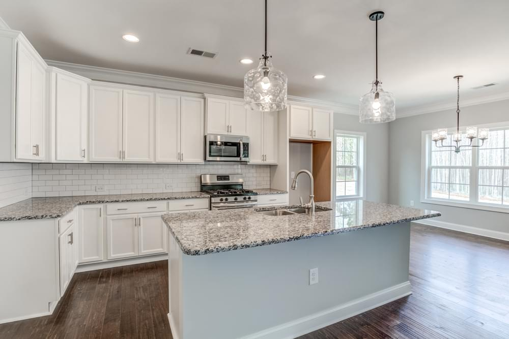 Page New Home in Wilmington, NC Caviness & Cates Communities