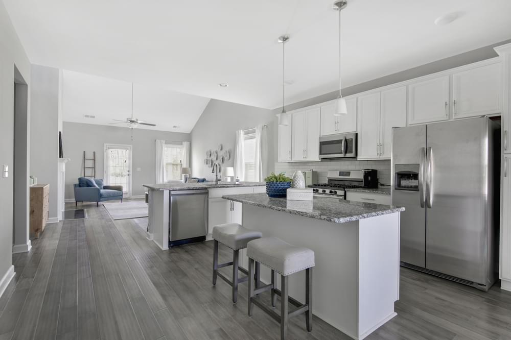 New Homes in Leland, NC Caviness & Cates Communities