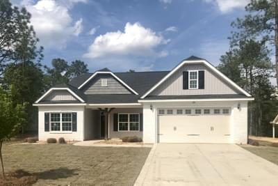 333 Pine Laurel Drive`, Carthage, NC 28327 New Home for Sale