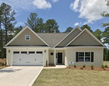 312 Pine Laurel Drive, Carthage, NC 28327 New Home for Sale