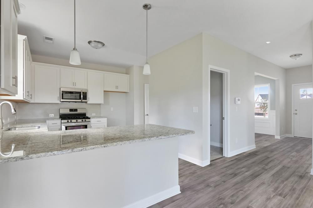 1,997sf New Home in Wilmington, NC Caviness & Cates Communities