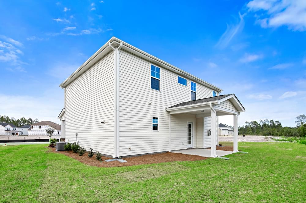 1,997sf New Home in Winterville, NC Caviness & Cates Communities