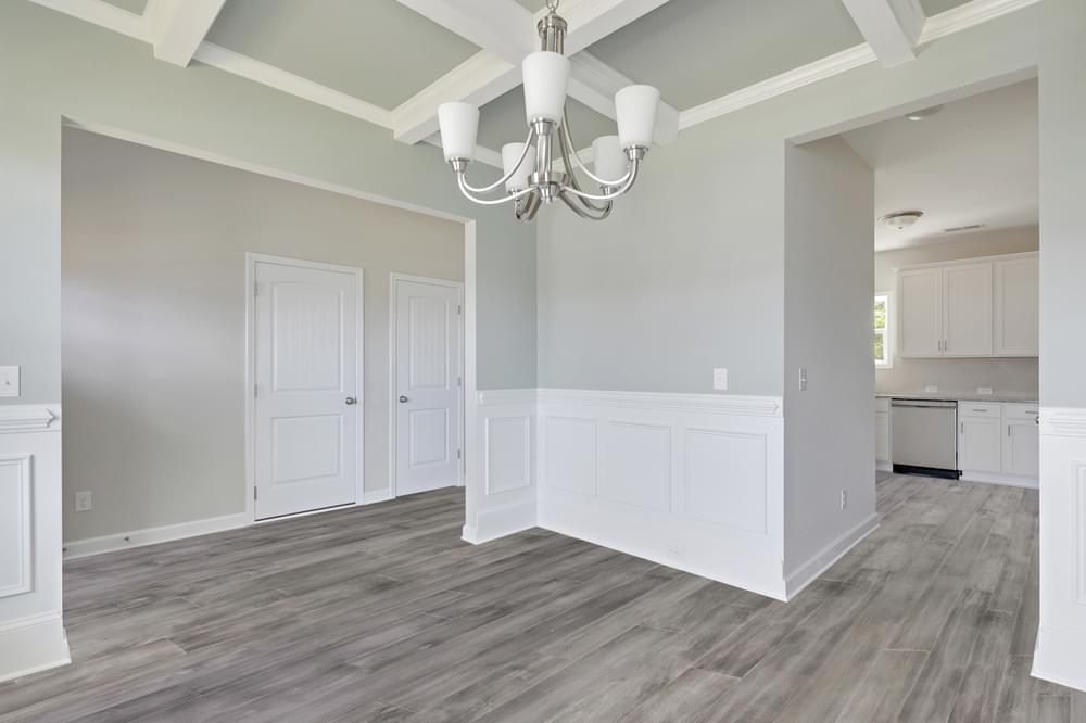 Meadowbrook New Home in Youngsville, NC Caviness & Cates Communities