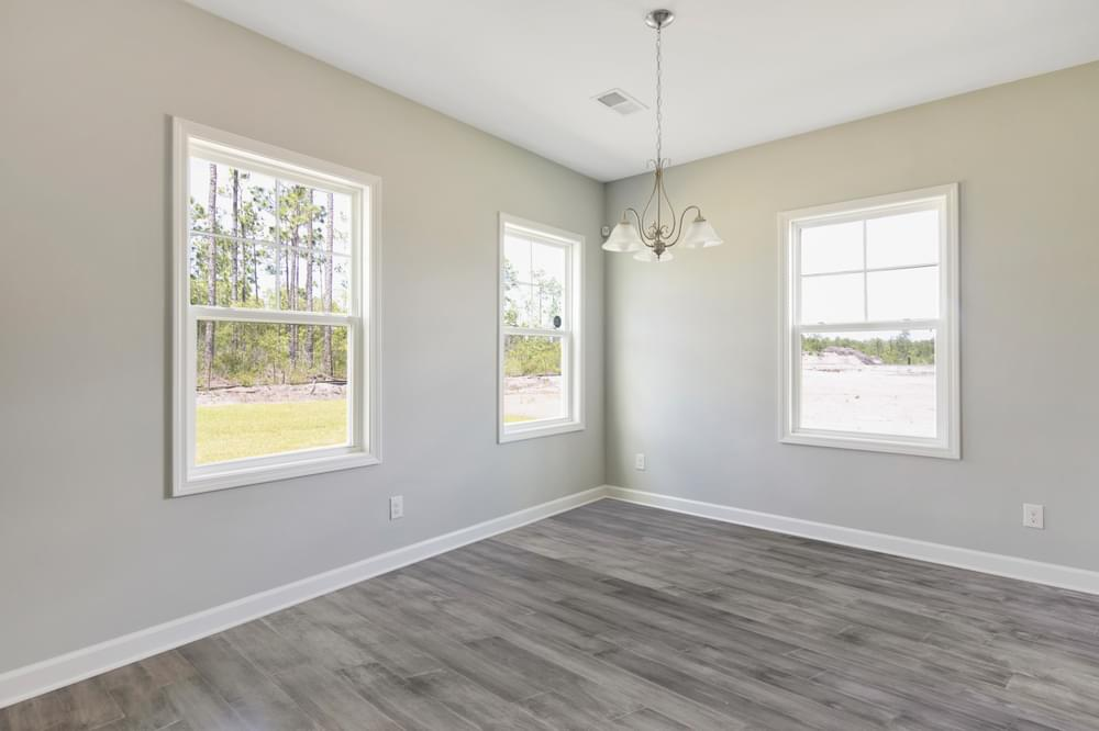 Springfield New Home Floor Plan Caviness & Cates Communities