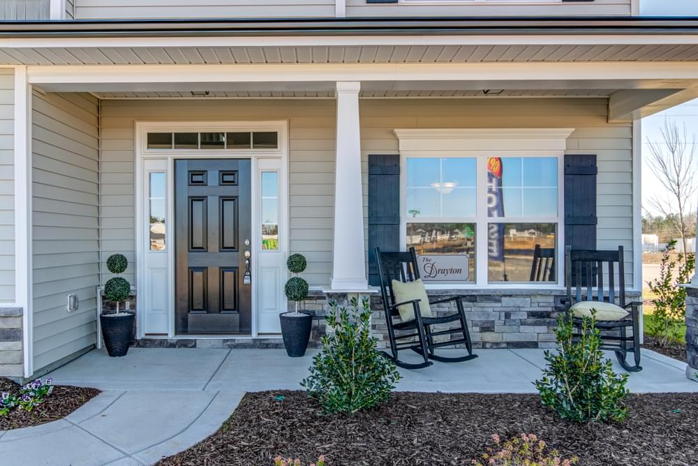 Drayton New Home in Rocky Point, NC Caviness & Cates Communities