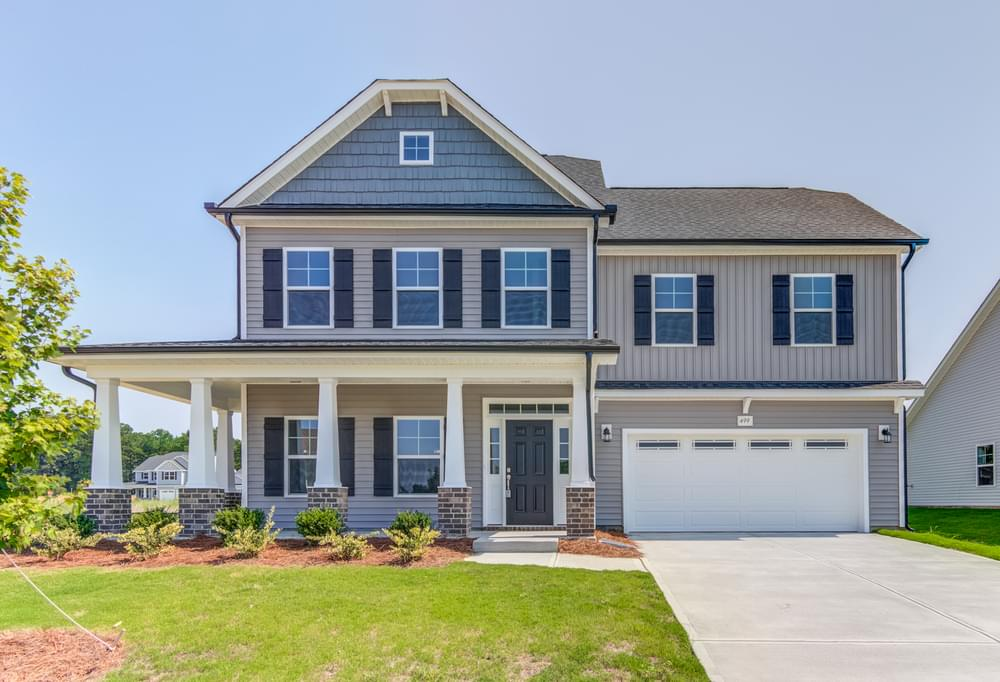 2,652sf New Home in Hope Mills, NC Similar Home