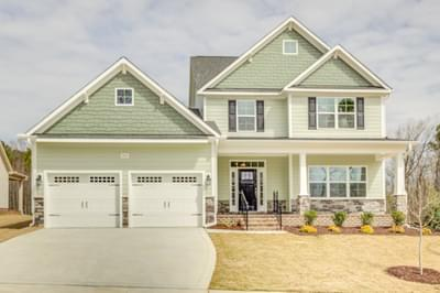 518 Glenmere Drive, Knightdale, NC 27545 New Home for Sale