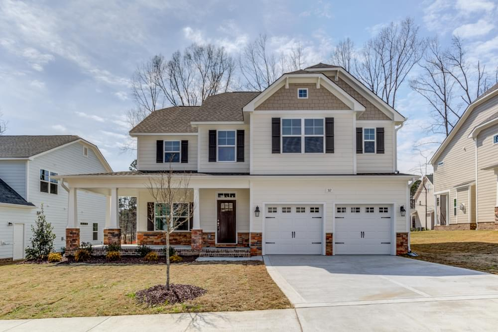 308 Spruce Pine Trail, Knightdale, NC 27545 Elevation K