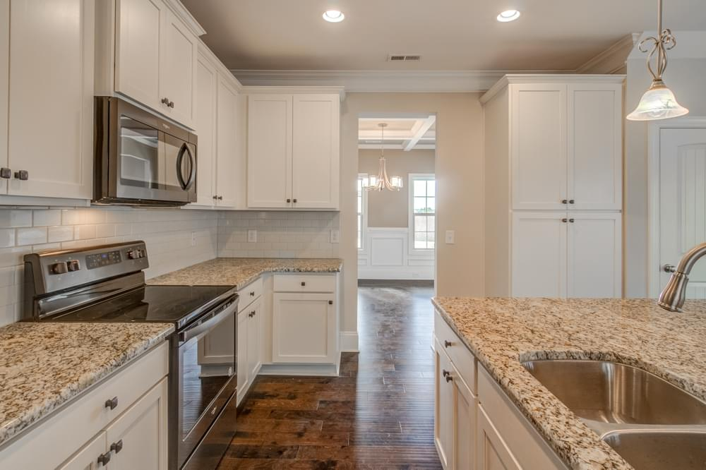 Wagner New Home in Greenville, NC Caviness & Cates Communities