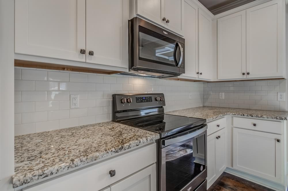 New Home in Greenville, NC Caviness & Cates Communities