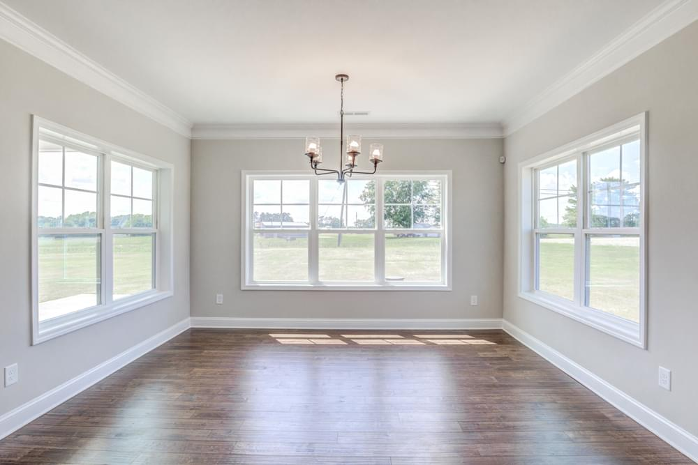 2,965sf New Home in Raleigh, NC Caviness & Cates Communities