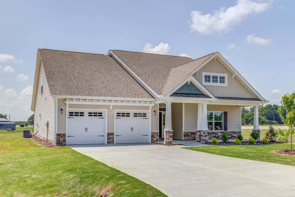 New Home in Raleigh, NC Caviness & Cates Communities