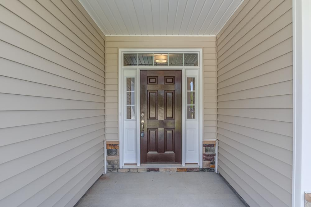 4br New Home in Raleigh, NC Caviness & Cates Communities