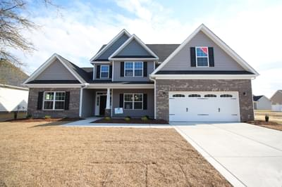 8800 Rainer Way, Wake Forest, NC 27587 New Home for Sale