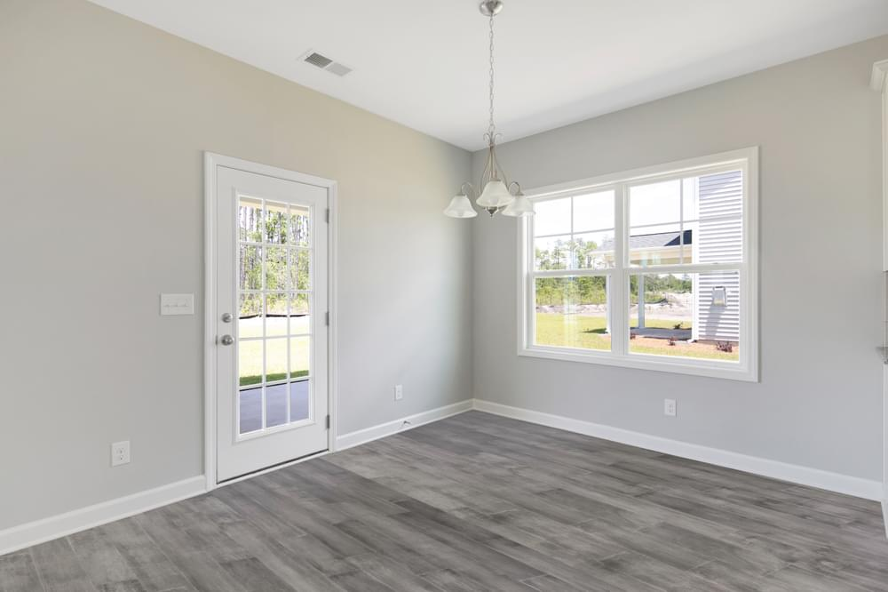 1,712sf New Home in Leland, NC Caviness & Cates Communities