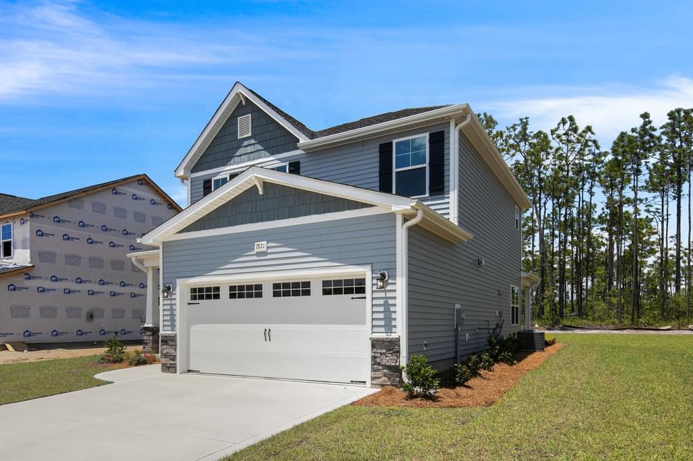 Ballantyne II New Home in Leland, NC Caviness & Cates Communities