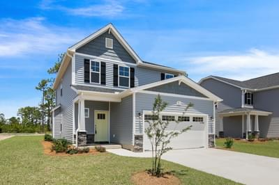 The Ballantyne II New Home in Leland NC