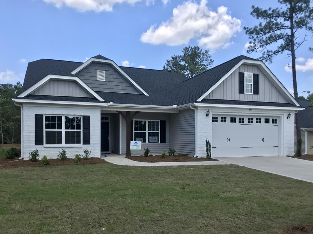 333 Pine Laurel Drive`, Carthage, NC 28327 Elevation B