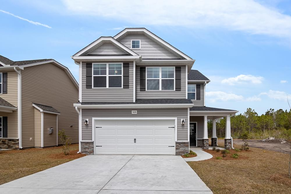 2601 Longleaf Pine Circle, Leland, NC 28451 Similar Home