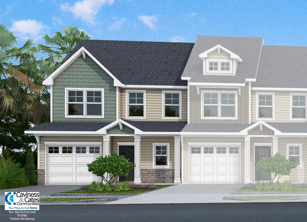 Leland, NC New Home Caviness & Cates Communities
