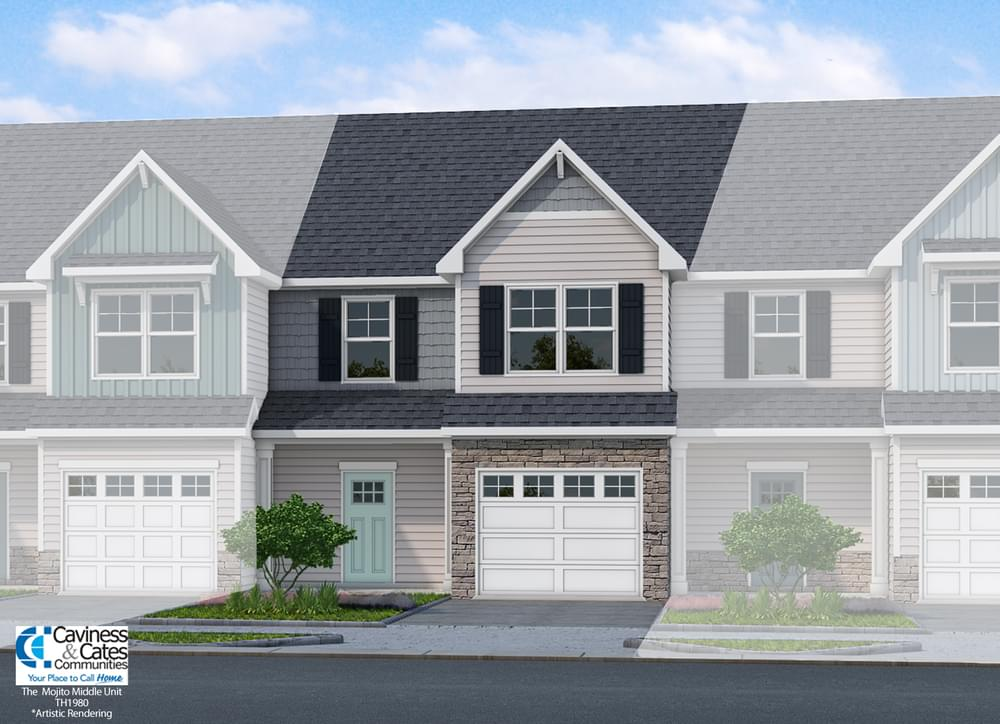 3758 Summer Bay Trail, Leland, NC Caviness & Cates Communities