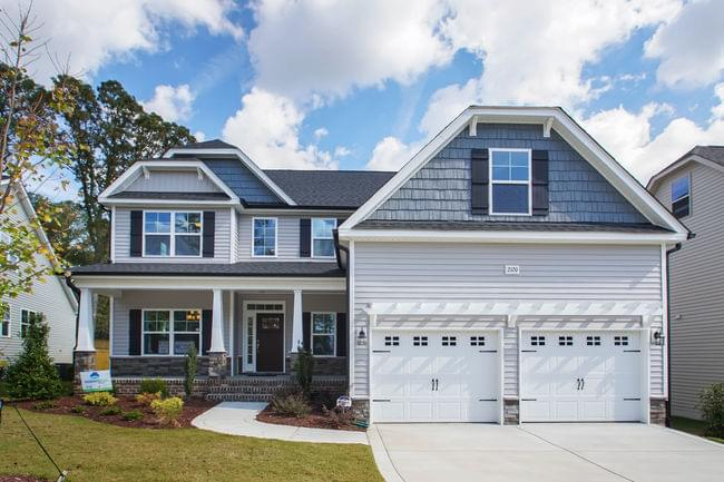 3,575sf New Home in Wake Forest, NC Similar Home
