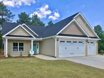 339 Pine Laurel Drive, Carthage, NC 28327 New Home for Sale