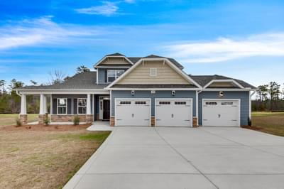 Ballinger Farms New Homes for Sale in Youngsville NC