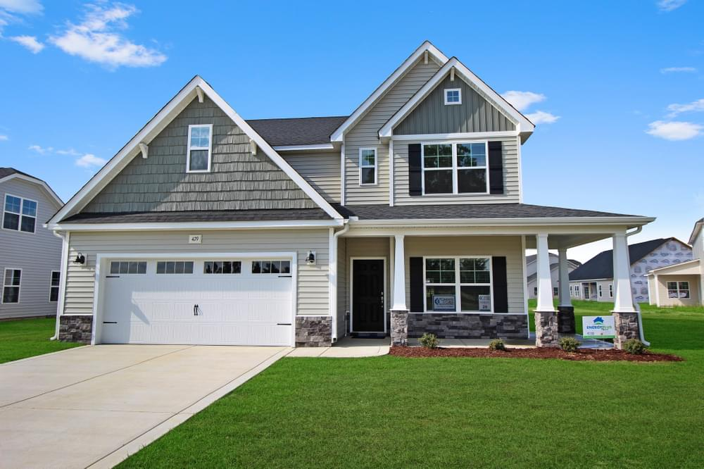 Youngsville, NC New Homes Caviness & Cates Communities